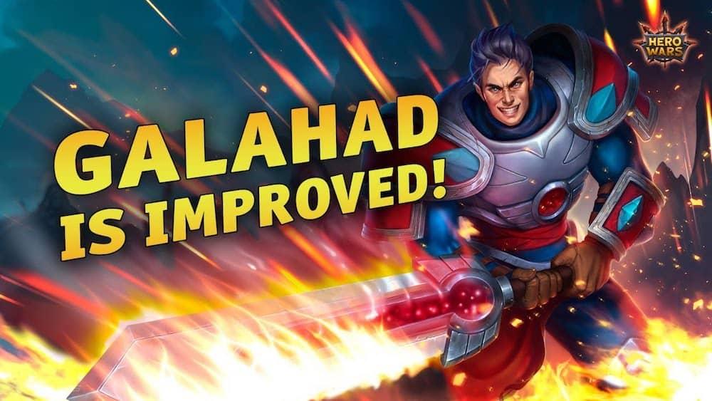 herowars galahad