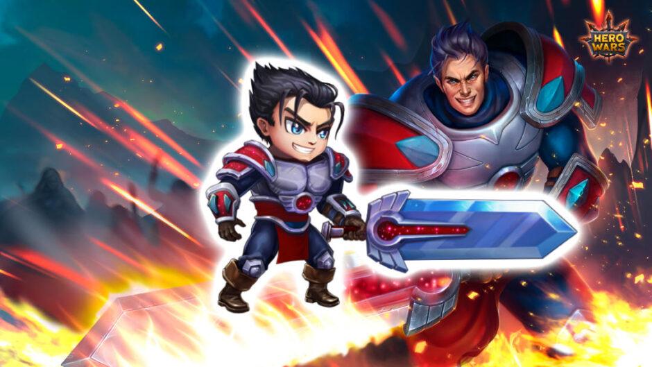Hero Wars ガラハッド